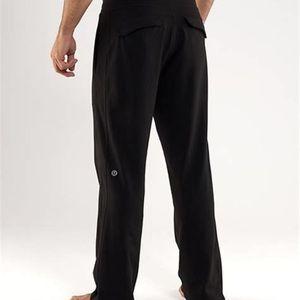 Men's Lululemon Kung fu pants